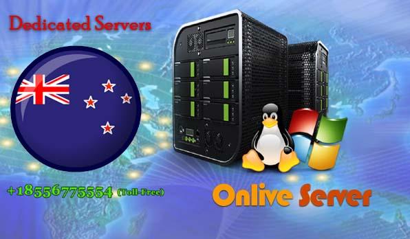Dedicated Server New zealand
