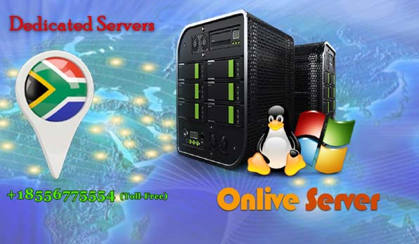 Dedicated Server South Africa