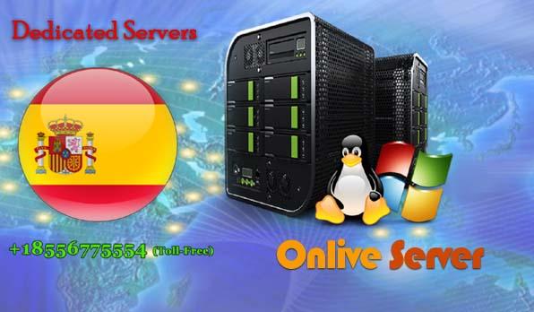 Dedicated Server Spain