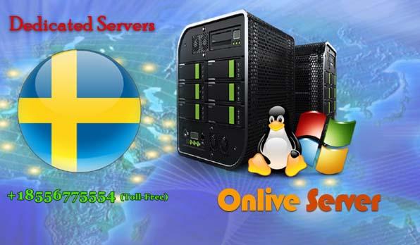 Dedicated Server Sweden