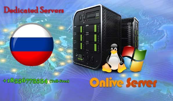 Dedicated Server Russia