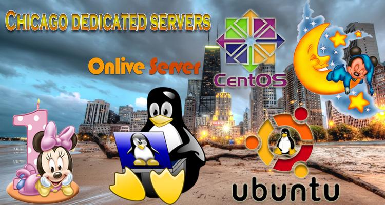 Chicago dedicated server
