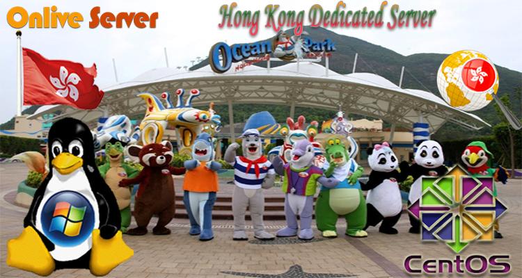 DDedicated Servers Honk Kong
