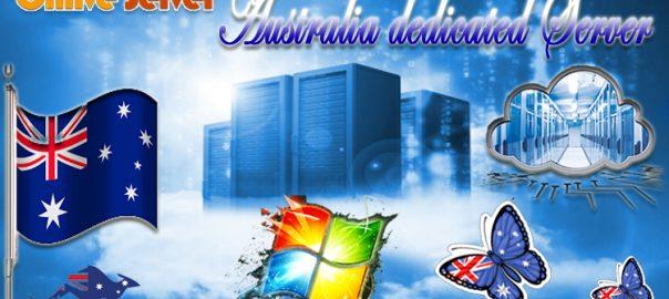 Dedicated Server Australia
