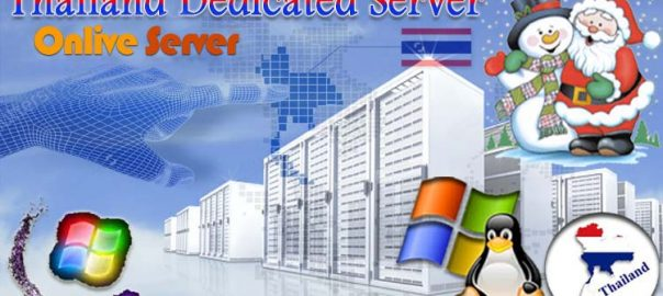 Thailand Dedicated Server