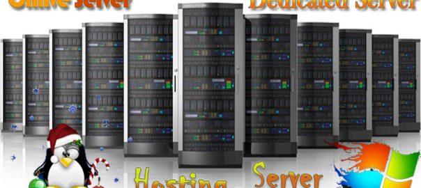 Dedicated Hosting Server