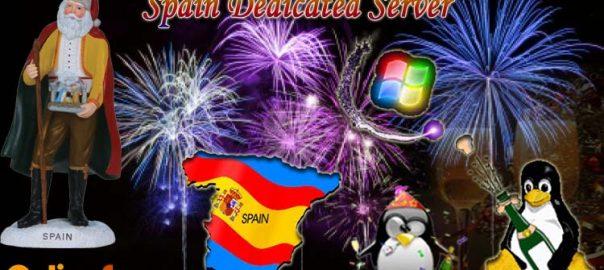 Spain Dedicated Servers