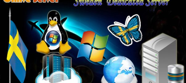 Dedicated Hosting Servers Sweden