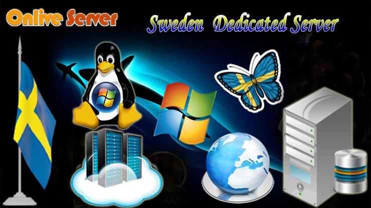 Dedicated Hosting Servers Sweden