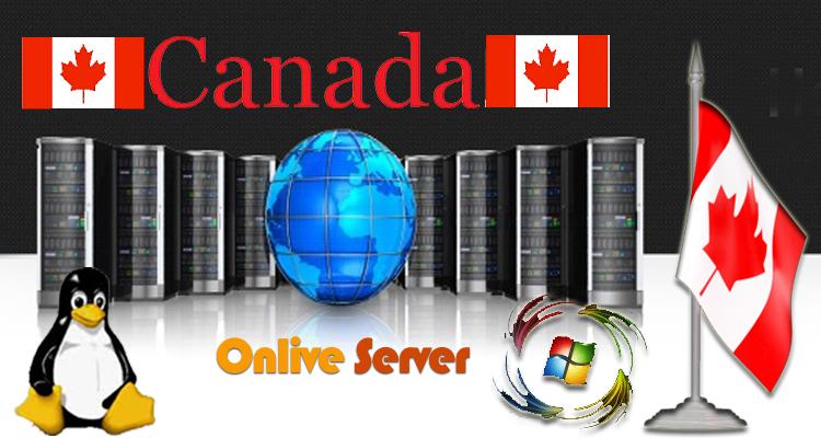 Canada VPS Hosting Server