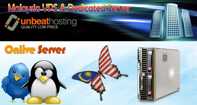 Malaysia Dedicated & VPS Hosting