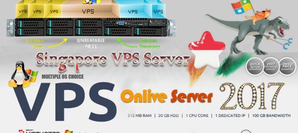 Singapore VPS Hosting Server
