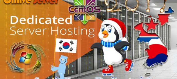 South Korea Dedicated Hosting Servers