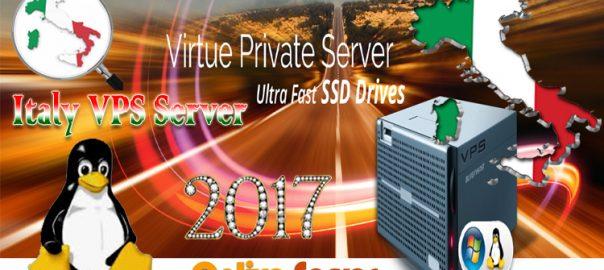 Italy VPS Hosting Server