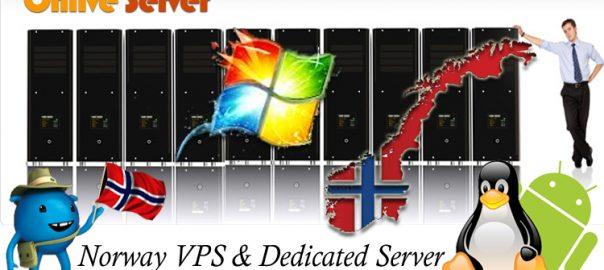 Norway Dedicated & VPS Web Hosting