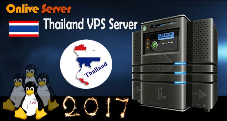 Thailand VPS Hosting Server
