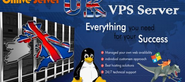 UK Dedicated Hosting Servers