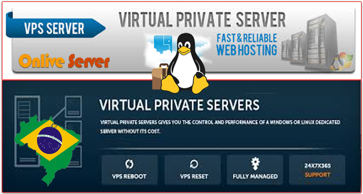 Brazil VPS hosting Server