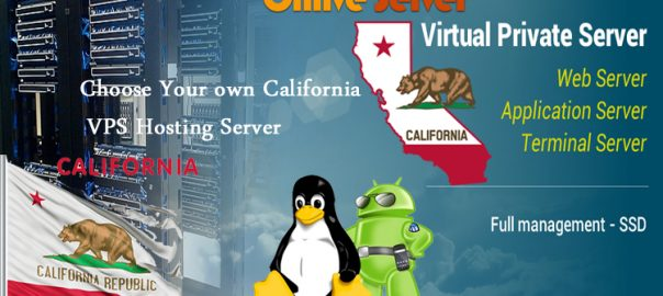 California VPS
