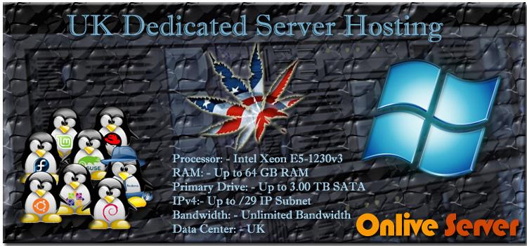 Cheap UK Dedicated Server