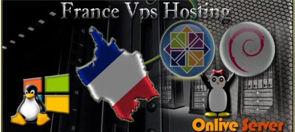 Cheap France VPS