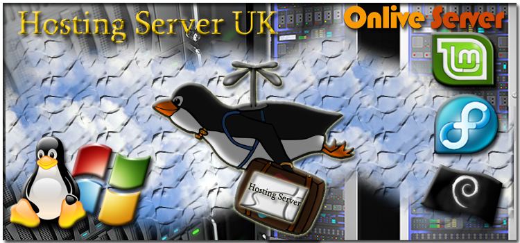 Web Hosting Server UK