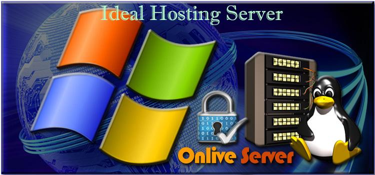 Ideal Hosting Server