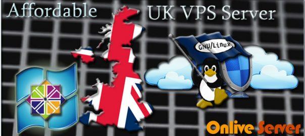 VPS UK Server