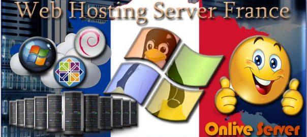 Web Hosting Server France
