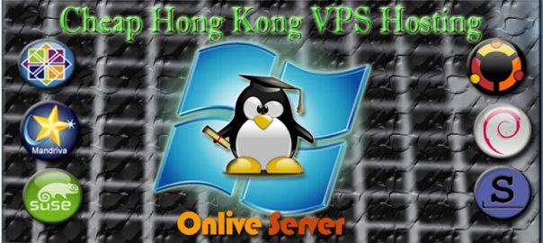 Cheap Hong Kong VPS