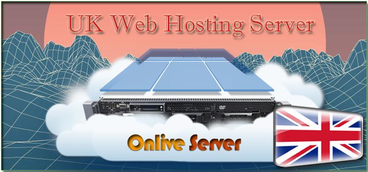 UK VPS Server Web Hosting