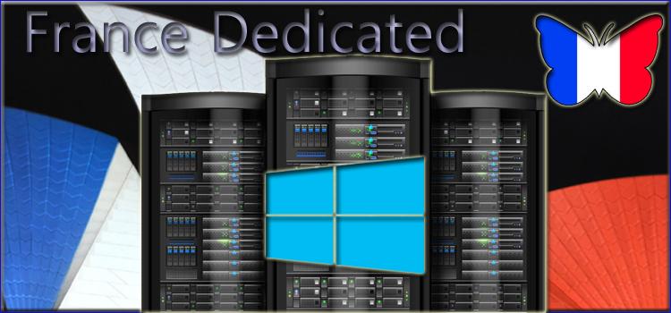Affordable France Dedicated Server