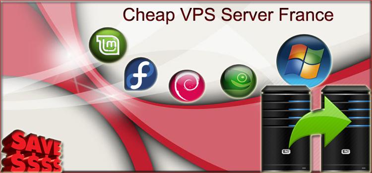 Cheap VPS Server France
