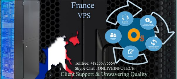 France VPS Web Hosting