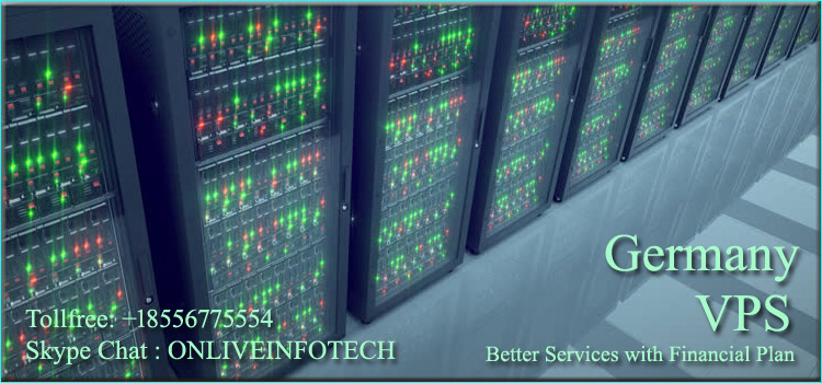 Germany VPS Web Server
