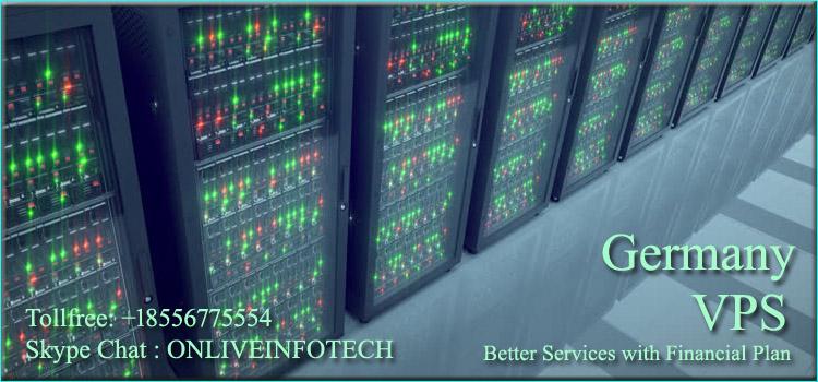 Germany VPS Web Server