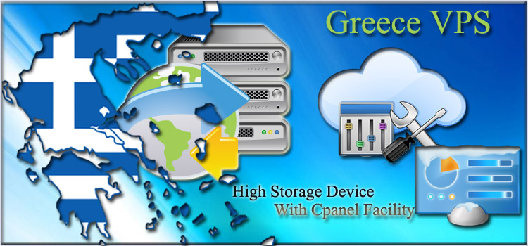 Greece VPS Server