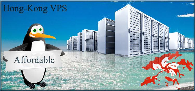 Hong Kong VPS Server