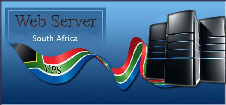 South Africa VPS Web Server