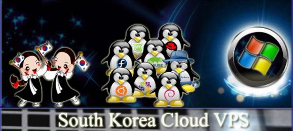 South Korea Cloud VPS