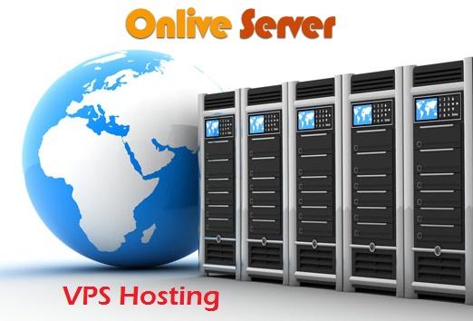 VPS Hosting Services Provider - Onlive Server