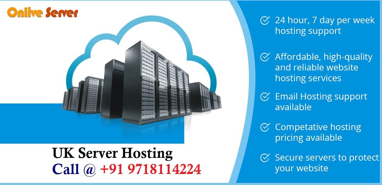 UK Dedicated Server and VPS Hosting -Onlive Server