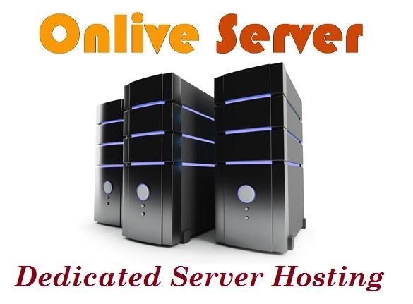 onlive server dedicated sever hosting company