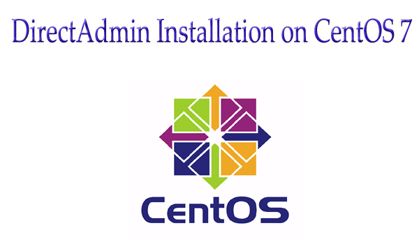 Directadmin installation on centos 7 onlive server