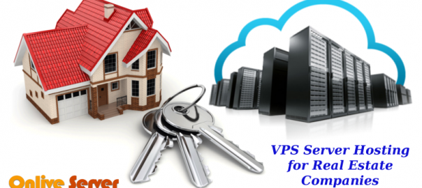 VPS Server Hosting for Real Estate Companies