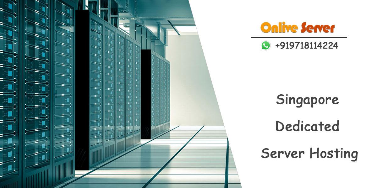 Singapore dedicated server cheap