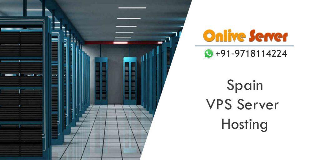 Spain VPS Server Hosting Cheap Price | Spain VPS Hosting - Onlive Server