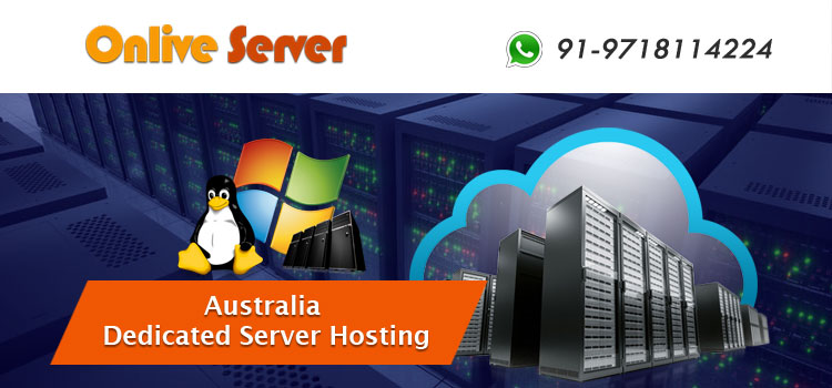 Australia Dedicated Server Hosting