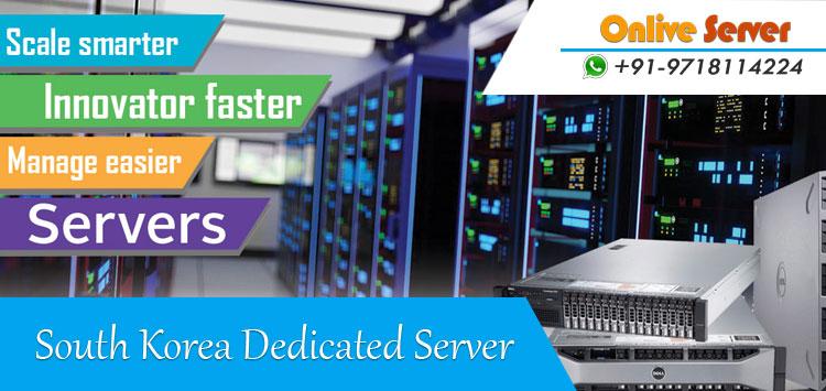 South Korea Dedicated Server Hosting