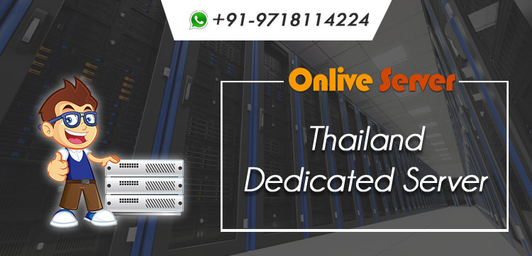 Thailand Dedicated Server Hosting